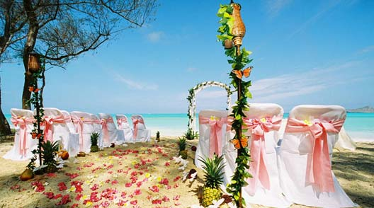 Beach wedding event planners in Goa